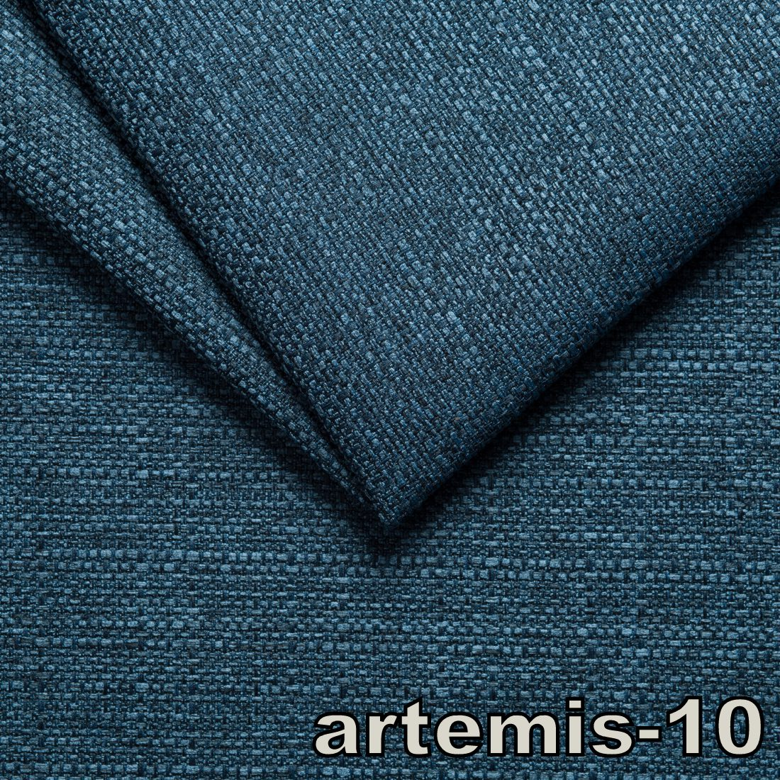 Artemis 10 Denim (Tissu Tweed épais 2 tons)