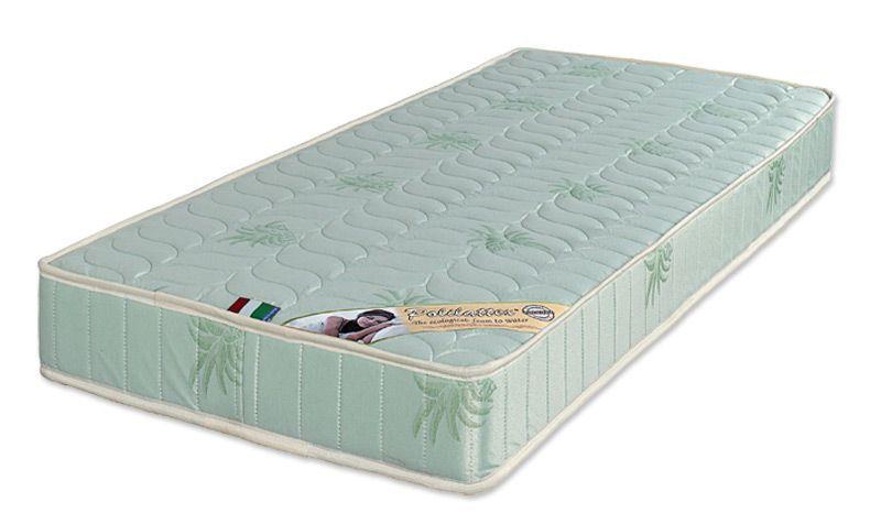 Offre Lit Coffre 6 POINT en tissu nubuck taupe + Matelas en Polylatex 18cm . Existe en plusieurs tailles de couchage