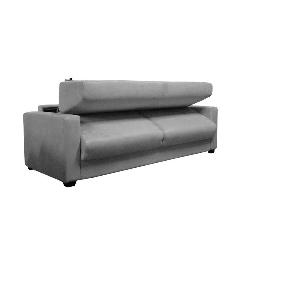 ALBA convertible Rapido,<br>Revêtement Cayenne ou Torres,<br>Couchage 120/140/160cm