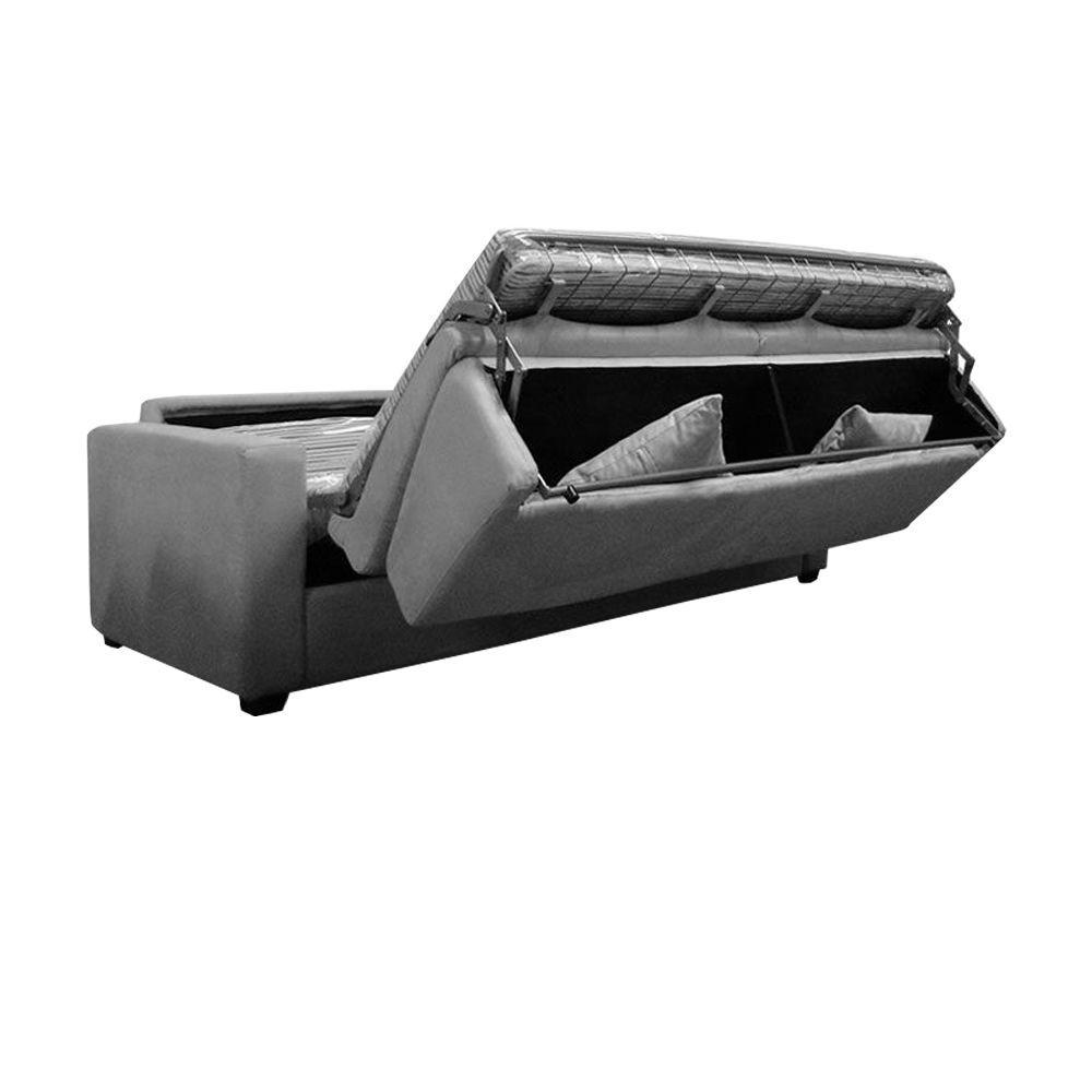 ALBA convertible Rapido, revetement Tiffany, 120/140/160cm