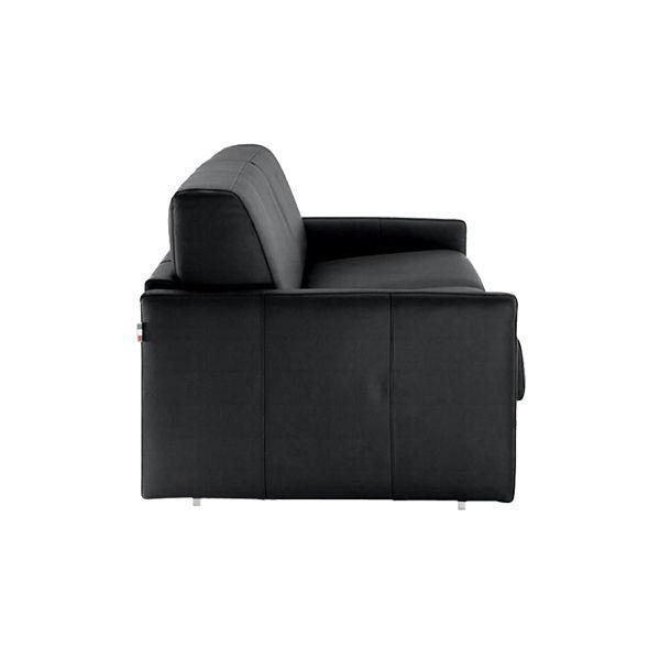 BACCO, Convertible Rapido,<br>Revêtement Microfibre,<br>Couchage 75, 120, 140 ou 160cm