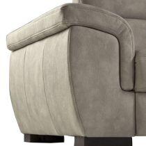 RONALD, Canapé d\'angle convertible gigogne. Revêtement Velours Tiffany.
