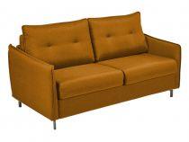 STAR, Canapé convertible usage quotidien, système rapid\'lit (dit rapido) couchage 120cm en tissu TIFFANY